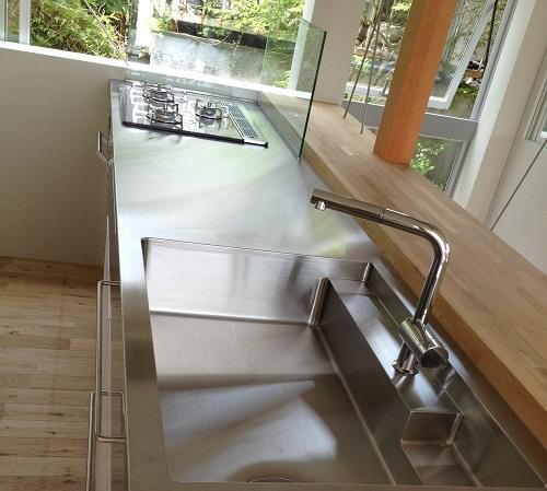 神戸市 灘区 キッチン
