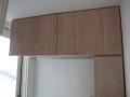 吊り戸収納 オーク 杉突板